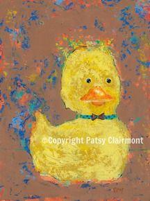 Hoot the Duck