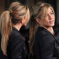 Jennifer Aniston Style, Jennifer Aniston Pictures, Blonde Hair Looks, Brown Blonde Hair, Medium Hair Styles, Long Hair Styles, Hair Color Techniques, Corte Y Color, Grunge Hair