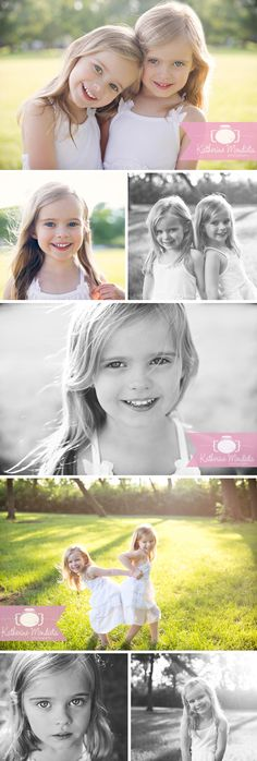 Beautiful blonde twin girls in white dresses during the golden hour. Excelsior, Minnesota Family Photo Session { Minneapolis Photographer } visit www. Twin Girls Photography, Summer Photography, Children Photography, Family Photography, Photography Poses, Family Photo Sessions, Family Photos, Twin Photos, Blonde Twins