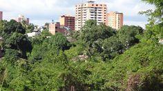 Barrio la Feria, Zanjón Barrera