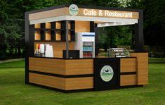 Retail kiosk design - kiosk - kiosk for sale - kiosk design - EGY. Kiosk Design, Cafe Design, Booth Design, House Design, Small Coffee Shop, Coffee Shop Design, Cafe Interior, Shop Interior Design, Mall Kiosk