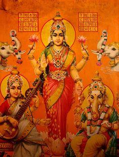 Shiva-Parvati-Ganesh