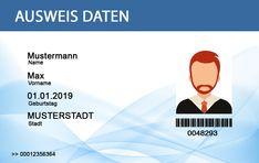 Bestellen Sie Ihren personalisierten Ausweis!  1. Design auswählen 2. Daten eingeben / Foto hochladen 3. Ausweise liefern lassen!  Viel Spaß beim Bestellen ;)