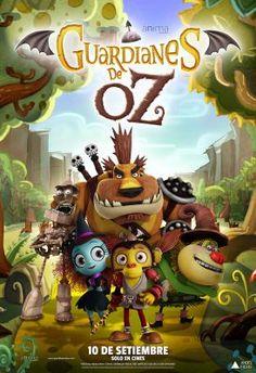 Guardianes de Oz - Andes Films / 10 de septiembre