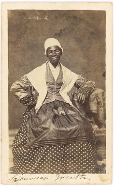 Sojourner Truth, holding a photo of her grandson, James Caldwell of Co. H, Massachusetts Infantry Regiment, on her lap American Women, African American History, Women In History, Black History, Sojourner Truth Quotes, Vintage Black Glamour, Hip Hop Art, Bath And Beyond Coupon, Library Of Congress