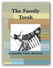 MamaLand blog with lots of great helps for doing the Torah portion with Littles.