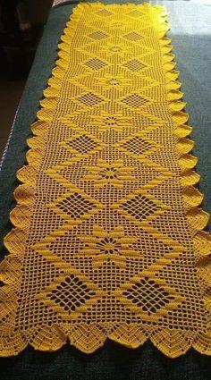 Best 11 How to get your interior design business started - Crochet Filet Crochet Table Runner Pattern, Free Crochet Doily Patterns, Filet Crochet Charts, Crochet Tablecloth, Crochet Motif, Crochet Designs, Crochet Doilies, Crochet Flowers, Crochet Lace