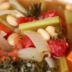 healthy meals for dinners recipes easy beef Slow Cooker Soup, Slow Cooker Recipes, Cooking Recipes, Vegan Crockpot Recipes, Bean Soup Recipes, Vegetarian Recipes, Healthy Recipes, Tasty Videos, Food Videos