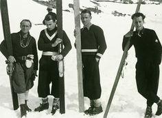 PlanetBarberella's Bipolar express: A post-ski afternoon lodge list....... :)