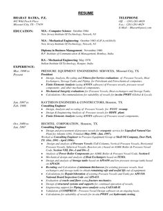Top  Resume Topics For Mechanical Engineering Students  Resume