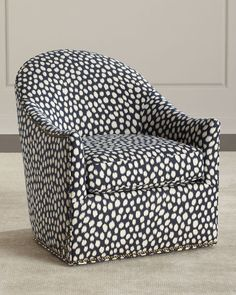 Shop living room chairs and ottomans at Horchow. Relax with these leather ottoman sets in all colors and shapes. Cozy Chair, Chair And Ottoman, Swivel Chair, Leather Dining Room Chairs, Living Room Chairs, Furniture Dolly, Home Furniture, Luxury Furniture, White Furniture Sets