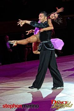 Stefano & Dasha performing their gorgeous Rumba at Dance Legends 2013!    (Ballroom Dance & DanceSport)