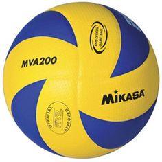De volleybal bal van nu, 2013