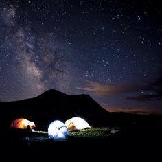 Night Sky by Jason Hummel