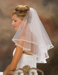 This makes me want a veil.