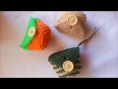 How to Crochet a Cute Coin Purse - YouTube