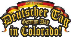 Deutscher Tag - German Day in Colorado