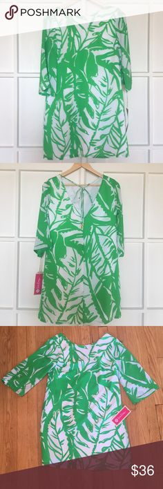 Lilly Pulitzer for Target Green Palm Dress NWT Lilly Pulitzer for Target Green Palm Dress NWT. Lilly Pulitzer for Target Dresses