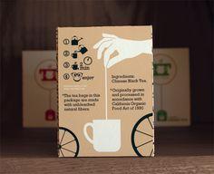 Tea Time branding @ Behance