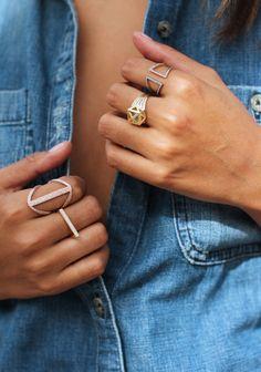 details / rings