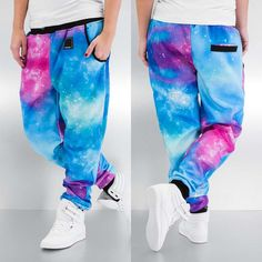 Dangerous DNGRS Damen Jogginghose Galaxy