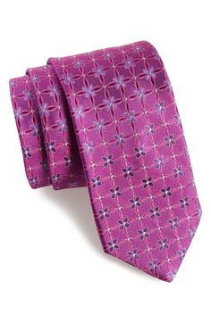 Ted+Baker+London+Floral+Silk+Tie+available+at+#Nordstrom