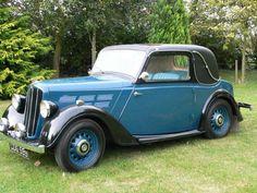 1938 Morris 10/4 Series III Special Coupé