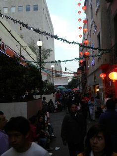 Barrio Chino DF