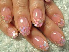 My Nail(May 2011)    salon http://ameblo.jp/baby-romantica/