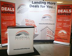 Silver Hill - Large Format Printing