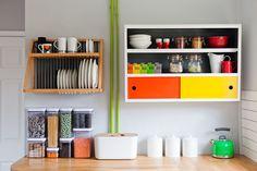 Diy or buy dish storage
