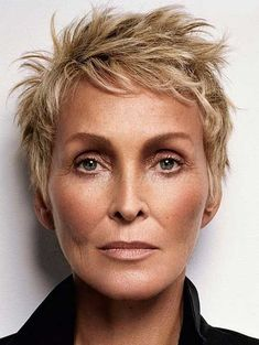 20 Short Haircuts For Over 60 - Love this Hair http://rnbjunkiex.tumblr.com/post/157432256917/beautiful-short-hairstyles-for-oval-faces-short