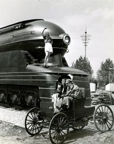 streamliner...