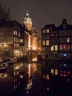 Amsterdam - Church of St Nicholas