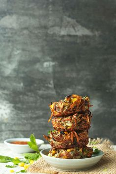 CRISPY HASH BROWN HAYSTACKSReally nice recipes. Every hour.Show #hashtag