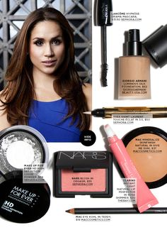 Get The Look: Rachel Zane — Beautezine