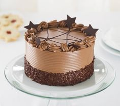 chocolate desserts | All-American Chocolate Cake