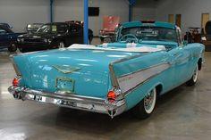 1957 Chevrolet Bel Air For Sale Near Salem Ohio 44460