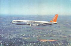 South African Airways 707