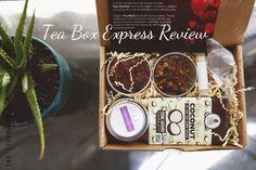 Look :: Tea Time with Tea Box Express