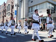 Annual Greek Independence Day Parade | Detroit