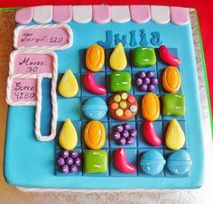 Cupcake's house: Candy Crush