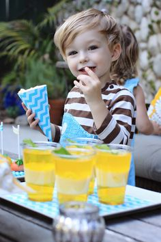 Cool pool party ideas by @Rebekah Ahn Ahn Dempsey. #summer #entertaining