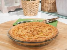 Caramel Apple Pear Pie Recipe : Marcela Valladolid : Food Network - FoodNetwork.com