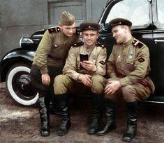 Солдаты противотанковой артиллерии, 1943