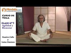 Clase De Yoga 3 Resistencia Física Y Armonía Emocional Por Ramiro Calle Y Luisa Jiménez Marqués Ramiro Calle Con El Incondic Cursos De Yoga Clase De Yoga Yoga