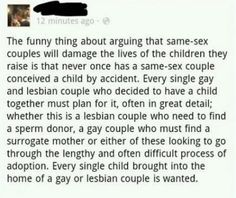 Funny pictures about Thuth about gay couples. Oh, and cool pics about Thuth about gay couples. Also, Thuth about gay couples. Pray For Venezuela, Def Not, Memes, Faith In Humanity Restored, Gay Couple, True Stories, Equality, Just In Case, Wisdom