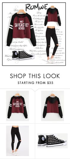 """""""WIN COUPON OF 35$ ROMWE"""" by velci-987 ❤ liked on Polyvore"""