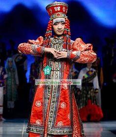 Mongolian Costume