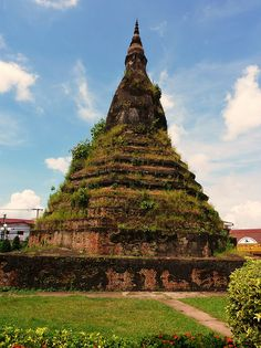 Black Stupa, Vientiane